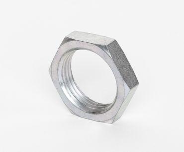Stahl Mutter verzinkt DIN EN 10241, DIN 431, Nr. 21