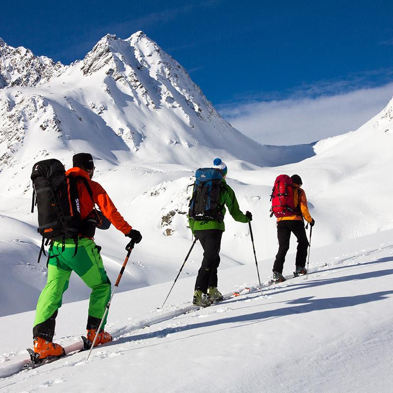 Skitouren Rucksäcke