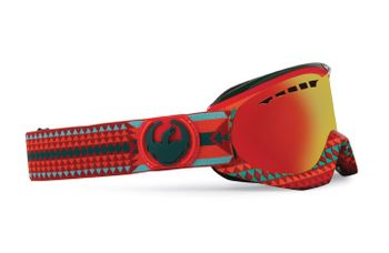 Dragon DX Pure Energy / Red Ionized - Skibrille - Skigoogle