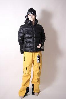 SOS Slate Mole Down Jacket / Herren