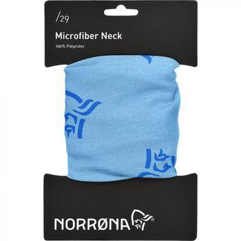 Norrona /29 microfiber Neck - Norröna mircofiber Neck - Norrona Halstuch - ice blue