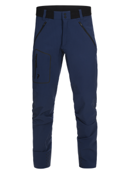 Peak Performance Black Light Softshell Hose - Peak Performance Black Light Pant MEN - Thermal Blue