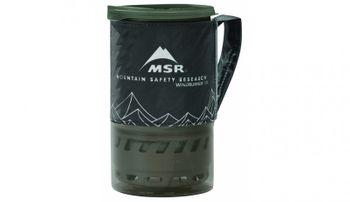MSR Windburner 1 Liter Personal Stove System - Farbe schwarz