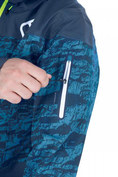 Ortovox 3L Merino Guardian Shell Jacket M, night blue