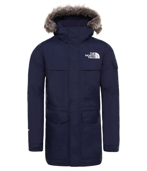 The North Face Mc Murdo Jacke Montague Blue Gotham