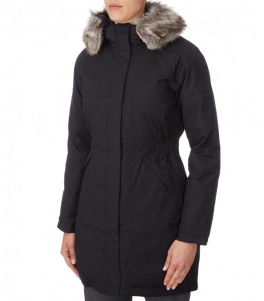 on sale 84596 7dce1 The North Face Arctic Parka II Damen / schwarz /