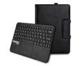 MQ pour Huawei MediaPad T5 - Etui avec clavier français AZERTY pour Huawei MediaPad T5 10.1 WiFi, Huawei MediaPad T5 10.1 LTE | Housse avec clavier Bluetooth, touchpad (pavé tactile) intégré Bild 5