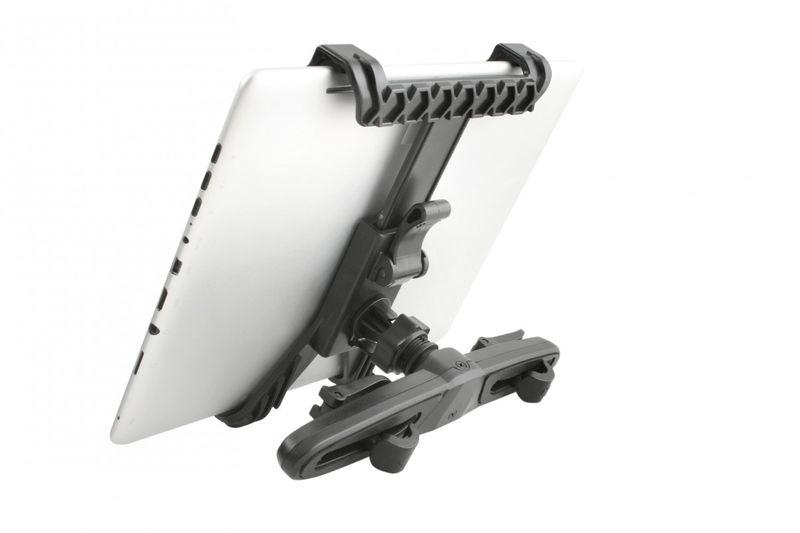 kfz halterung f r 7 tablet pc autokopfst tze inkl kfz usb adapter technik computer software. Black Bedroom Furniture Sets. Home Design Ideas