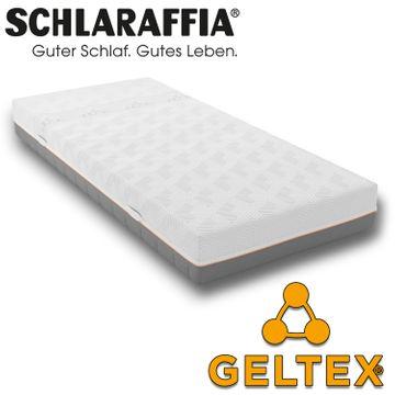 Schlaraffia GELTEX Quantum Touch 200 TFK Matratze 80x200 cm H3 Gelschaum – Bild 1