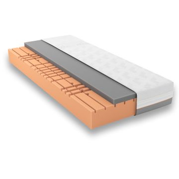 Schlaraffia GELTEX Quantum Touch 240 Matratze 200x200 cm H3 Gelschaum – Bild 3