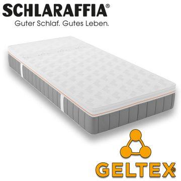 Schlaraffia GELTEX Quantum Touch 260 Matratze 90x190 cm H2 Gelschaum – Bild 2