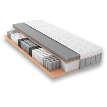 Schlaraffia GELTEX Quantum Touch 260 TFK Matratze 90x210 cm H3 Gelschaum – Bild 3