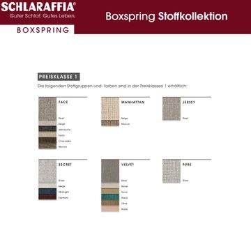 Schlaraffia Saga Box Cubic Boxspringbett 160x210 cm – Bild 11