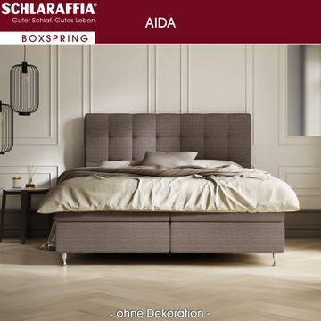 Schlaraffia Aida Box Cubic Boxspringbett 140x220 cm
