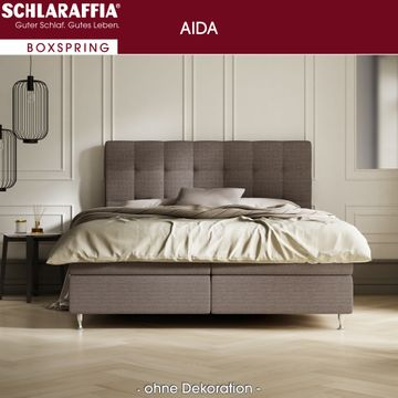 boxspringbett aida schlaraffia onletto. Black Bedroom Furniture Sets. Home Design Ideas