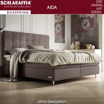 Schlaraffia Aida Geltex Ergo Box Boxspringbett 200x220 cm – Bild 2