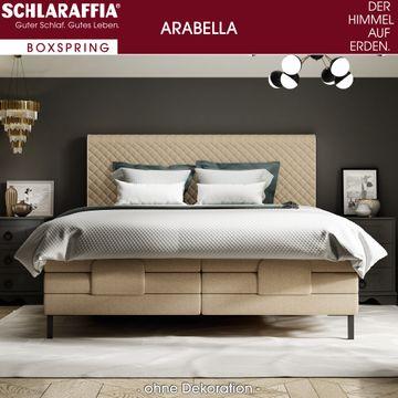 Schlaraffia Arabella Box Cubic Boxspringbett 120x220 cm – Bild 1