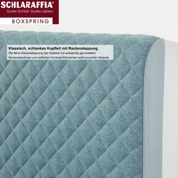Schlaraffia Arabella Box Cubic Boxspringbett 120x220 cm – Bild 4