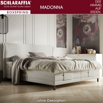 Schlaraffia Madonna Box Cubic Boxspringbett 100x210 cm – Bild 2