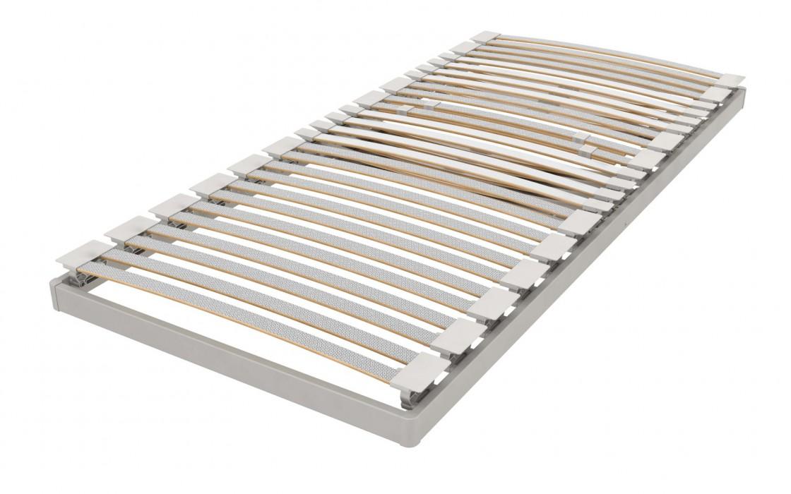 Schlaraffia Platin 28 Plus NV 100x210 cm unverstellbare 5-Zonen GELTEX Unterfederung