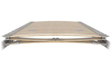 Schlaraffia Platin 28 Plus KF 80x220 cm verstellbare 5-Zonen GELTEX Unterfederung – Bild 3