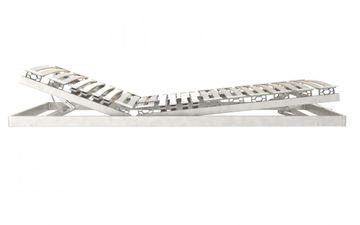 Schlaraffia Platin 28 Plus KF 140x220 cm verstellbare 5-Zonen GELTEX Unterfederung – Bild 2