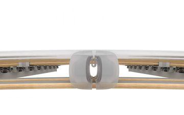 Schlaraffia ComFEEL 40 Plus KF 90x210 cm verstellbare 5-Zonen Unterfederung – Bild 3