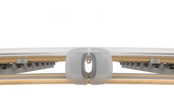 Schlaraffia ComFEEL 40 Plus M Move 140x190 cm elektrisch verstellbare 5-Zonen Unterfederung – Bild 5