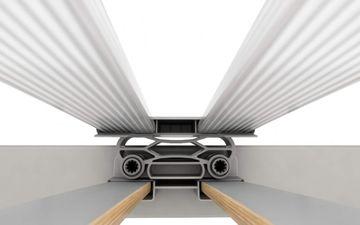 Schlaraffia ComFEEL 40 Plus M Move 80x210 cm elektrisch verstellbare 5-Zonen Unterfederung – Bild 6