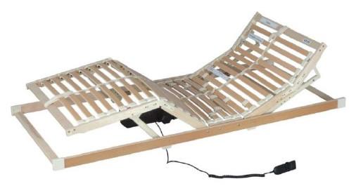 Breckle Legato 28 M 80x190 cm elektrisch verstellbarer Lattenrost