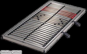 Schlaraffia Classic 28 Side Lift rechts NV 5-Zonen Lattenrost 100x190 cm – Bild 3