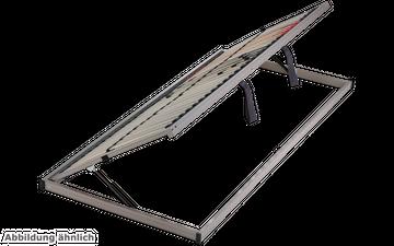 Schlaraffia Classic 28 Side Lift rechts NV 5-Zonen Lattenrost 100x200 cm – Bild 4