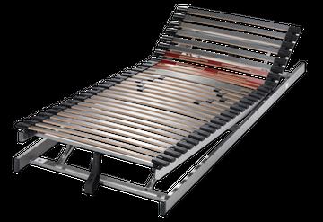 Schlaraffia Gigant 30 Plus 140x200 KF verstärkter verstellbarer Lattenrost – Bild 2