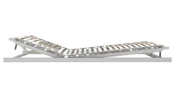 Schlaraffia Classic 28 Plus KF (NC-17) verstellbarer 5-Zonen Lattenrost 120x200 cm – Bild 2