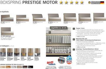 Oschmann Boxspringbett Prestige Motor 160x200 cm – Bild 11