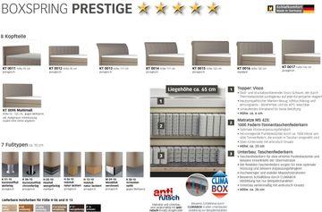 Oschmann Boxspringbett Prestige 200x210 cm – Bild 12