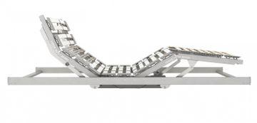 Schlaraffia Classic 28 Plus M (NC-17) elektrischer 5-Zonen Lattenrost 80x220 cm – Bild 2