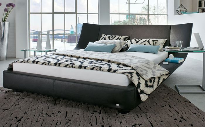 ruf polsterbett cocoon onletto. Black Bedroom Furniture Sets. Home Design Ideas