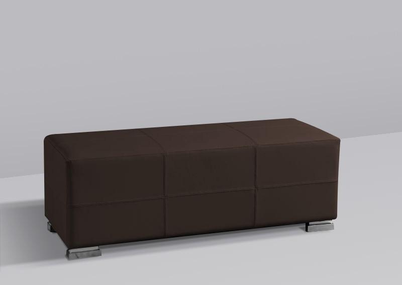 Meise Bank Paso in Kunstleder braun Hersteller Meise Möbel ...