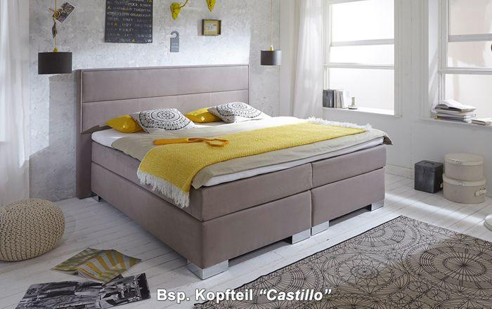 breckle boxspringbett 120x210 cm individuell konfigurierbar hersteller breckle boxspringbetten. Black Bedroom Furniture Sets. Home Design Ideas