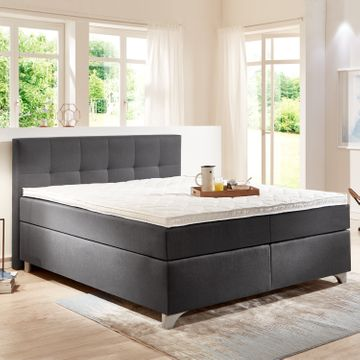 Breckle Boxspringbett Arga Best 180x200 cm inkl. Gel-Topper – Bild 4