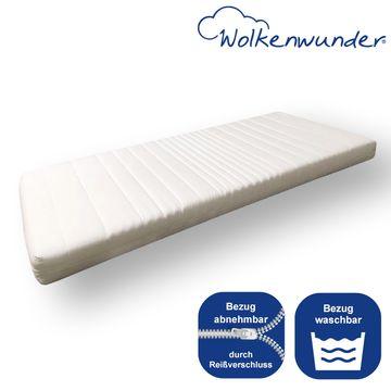 Matratzen-Angebot Wolkenwunder Wellflex-Schaum-Matratze 90x200 cm mittel  – Bild 3
