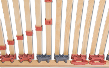 Femira Orthomed Fix Federholzrahmen 120x220 cm – Bild 3