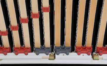 Femira Ortholift Federholzrahmen 90x220 cm – Bild 4