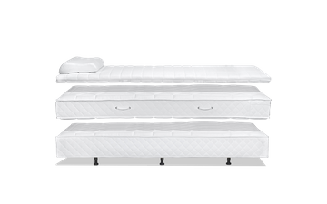 Femira Boxspring Inside MT Fix NV 90x200 cm – Bild 2