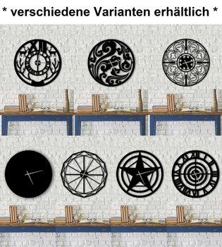 Bild 4 - Design Metall Wanduhr Uhr Archtwain Studio Design WU-103
