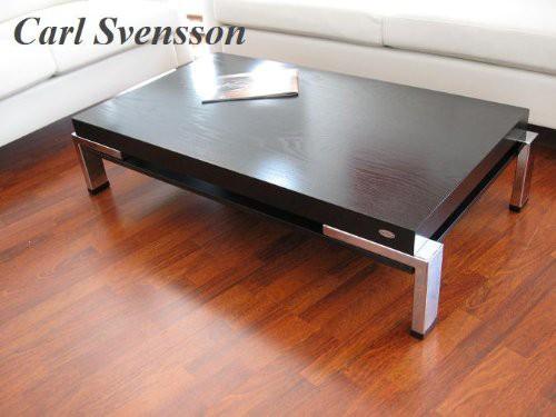 Design couchtisch tisch wohnzimmertisch k 111 schwarz for Designer couchtisch schwarz