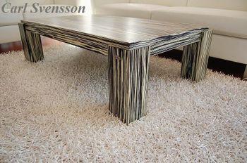 Bild 2 - Design Couchtisch N-444 Abanos Tisch Carl Svensson