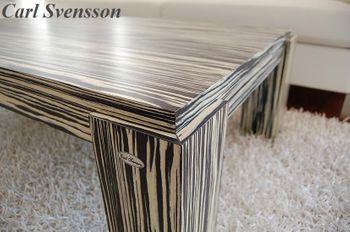 Bild 3 - Design Couchtisch N-444 Abanos Tisch Carl Svensson