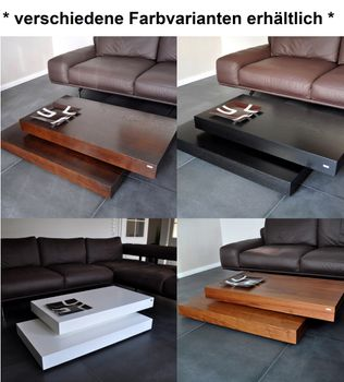 Bild 8 - Design Couchtisch Tisch S-60 Kirschbaum Kirsche Carl Svensson